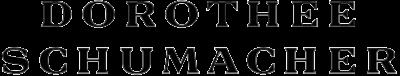 Dorothee Schumacher Logo