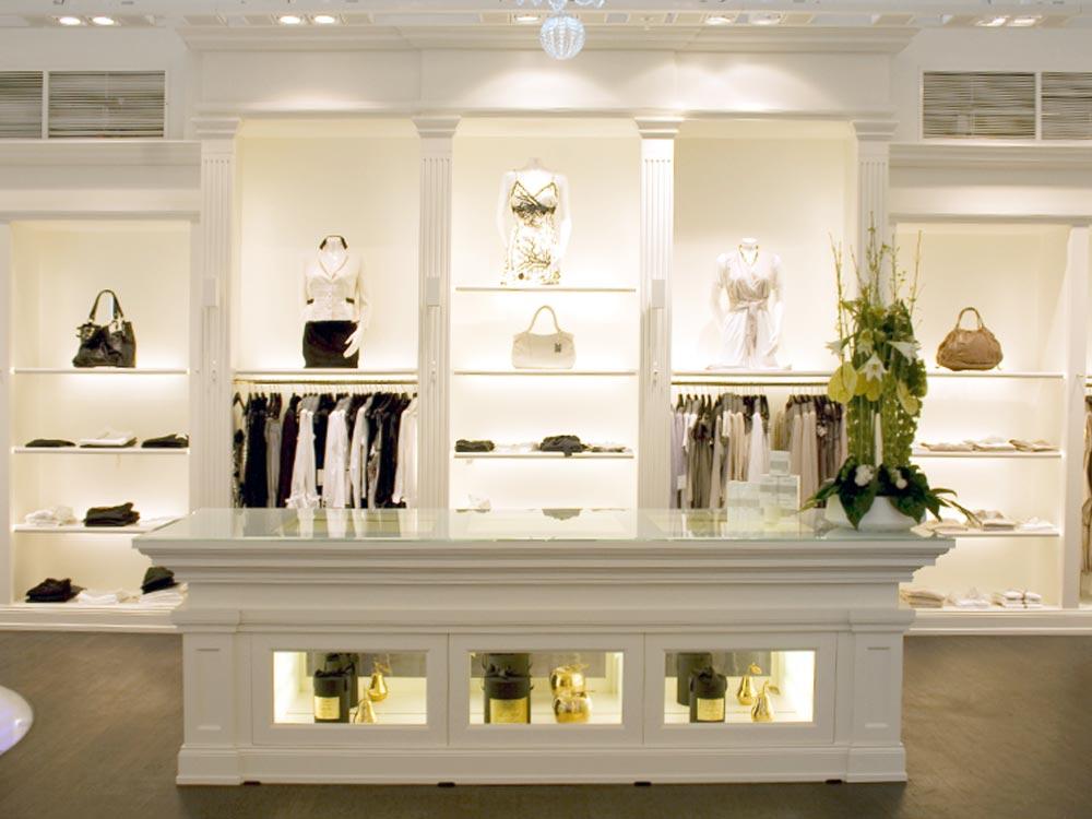 CT Vogue Fashion Luxusmode Geschäft