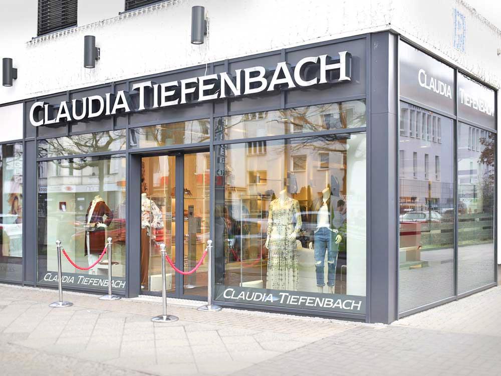 Claudia Tiefenbach Geschäft Berlin Zehlendorf